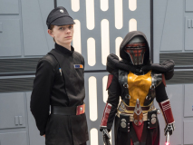 Galactic Empire Commander and Unknown