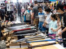 Sword Shopping