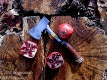 Hatchet and Pomegranate