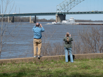 Mississippi River, Memphis