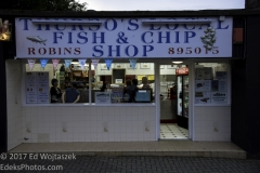 Thurso's Local Fish and Chip Shop