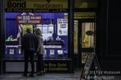 Nighthawks at the Pawnshop