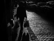 (Plastic) Bag Lady