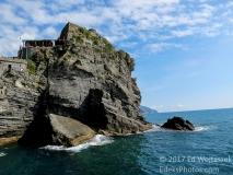 Cliff Restaurant cinque terre italy
